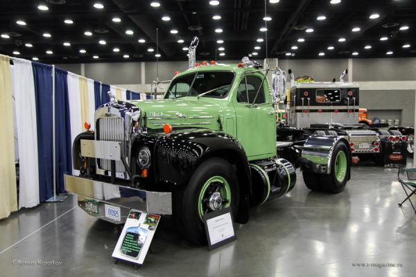 двухосный грузовик Mack B-61