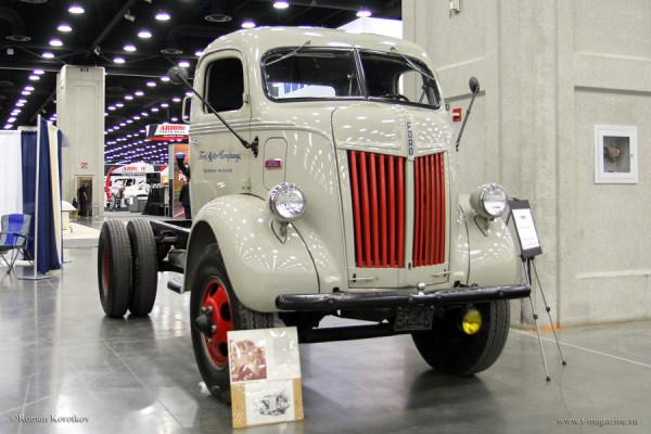 грузовик Ford 1949 года