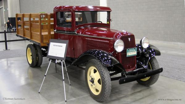 грузовик Ford Stakebad 1933