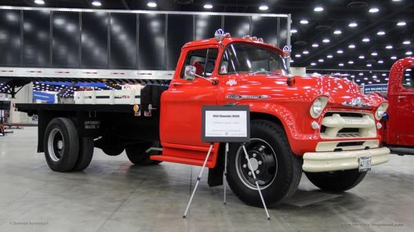 Грузовик Chevrolet 10500 1956