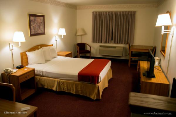 Отель Peppermill Empress Inn