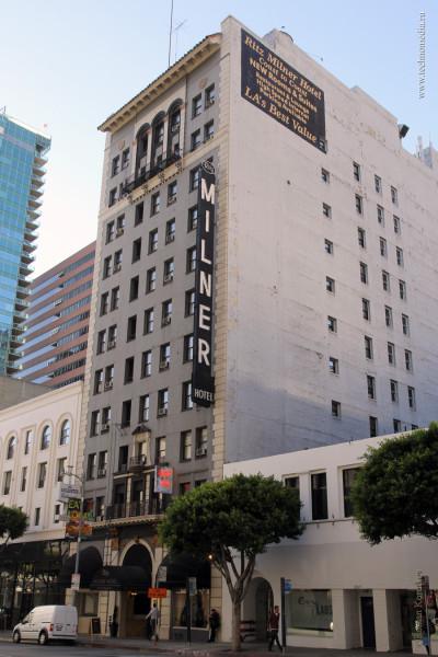 Отель Ritz Milner, Лос-Анджелес