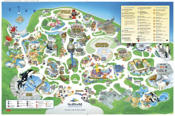 Sea-World-San-Diego-Map