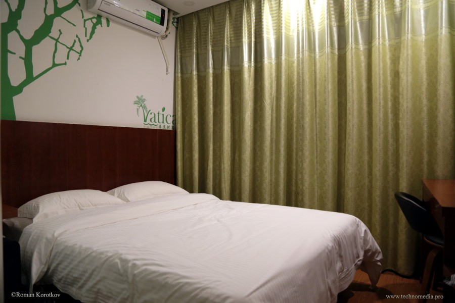 Vatica Shanghai Huaxia hotel, Шанхай, Китай