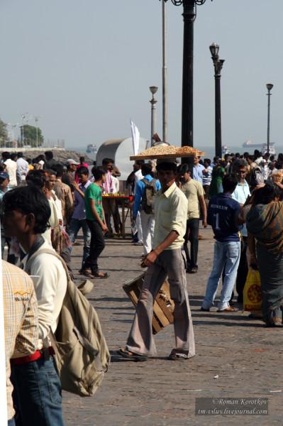 Набережная Мумбаи