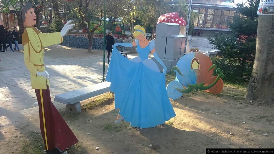 Рождественская ярмарка в Драме - Онируполи 8