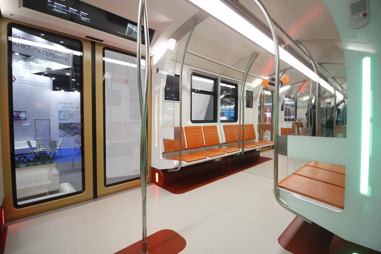 если вас новые вагоны метро в спб фото прилагаю