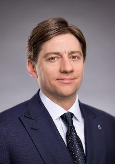 Генеральный директор АО «Трансмашхолдинг» Кирилл Липа