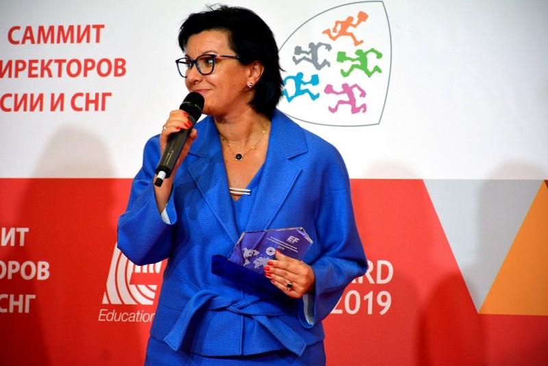 Заместитель генерального директора по управлению персоналом и корпоративной системе управления проектами ТМХ Наталия Шишлакова