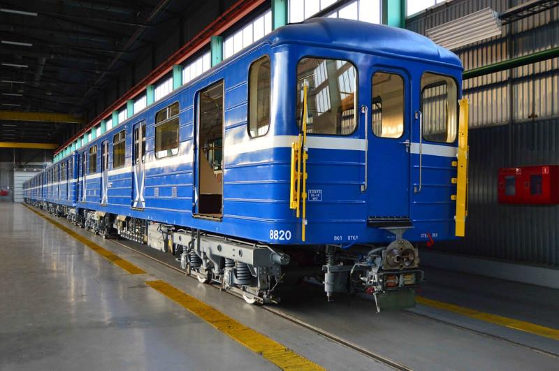 Вагоны метро модели 81-717.5, 81-714.5