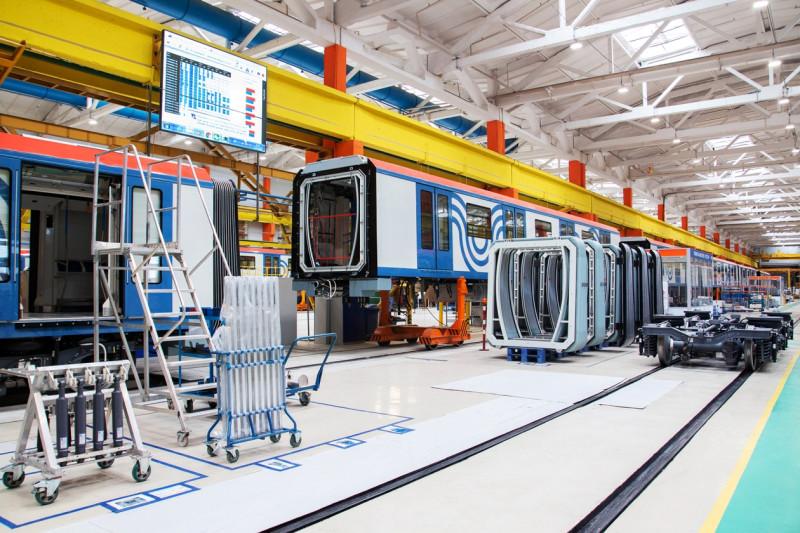 Эталонная производственно-технологическая линия на МВМ