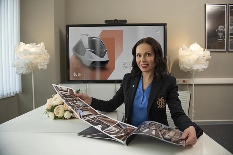 Кристина Дубинина, директор по стратегическому маркетингу ТМХ
