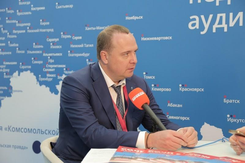 Александр Лошманов, заместитель генерального директора по развитию пассажирского транспорта АО «Трансмашхолдинг»