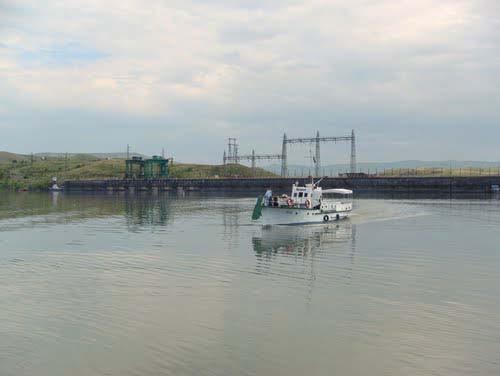 Усть-Каменогорская ГЭС