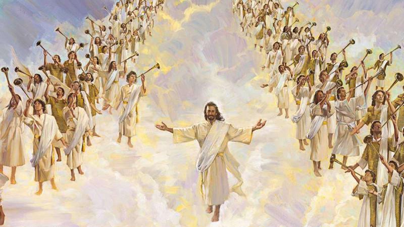 Славьте Господа нашего Иисуса Христа, и любите друг друга!