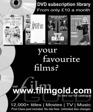 Filmgold advert