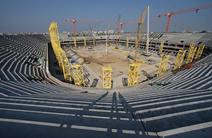 Подготовка к ЧМ по футболу 2018 идет полным ходом