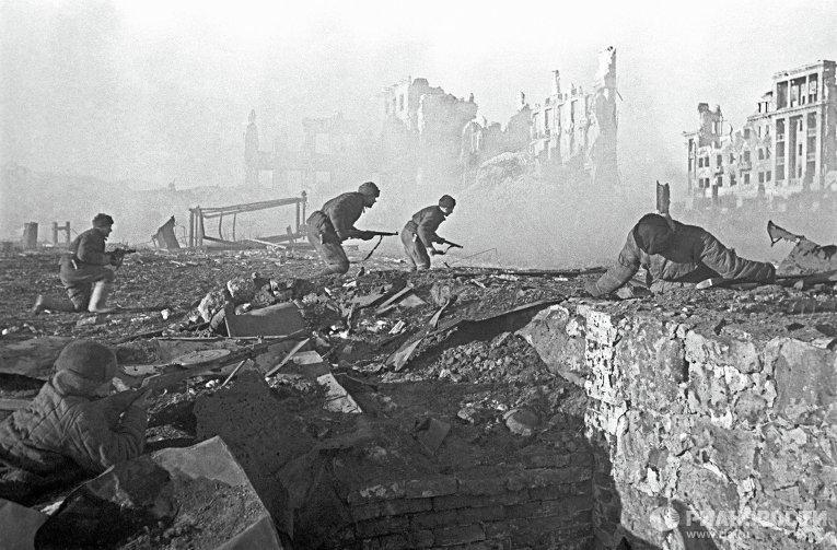 Президент РФ подписал указ о праздновании 75-летия Сталинградской битвы