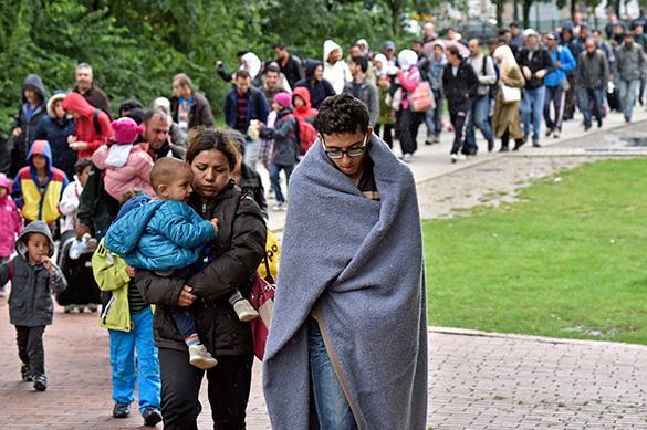 Миграционная политика ЕС в Чехии не работает