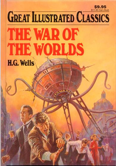 the life of herbert george wells and the concept of time machine