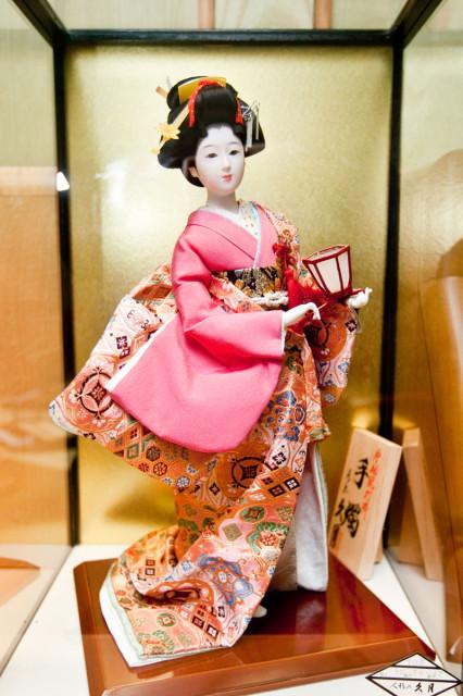 Ресторан ТОКИО - коллекция японских кукол