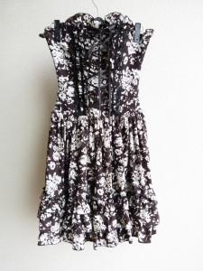 corset dress 1