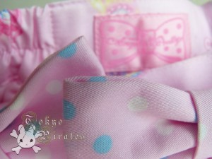 tokyo pirates dreamy baby room pink 2