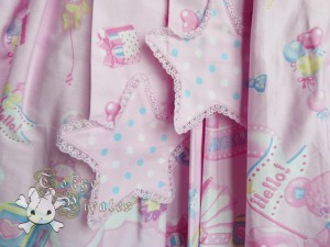 tokyo pirates dreamy baby room pink 14