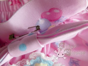 tokyo pirates dreamy baby room pink 16