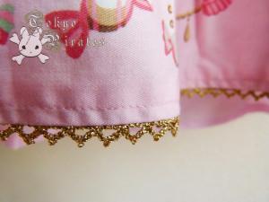 tokyo pirates sweetie chandelier skirt pink 11
