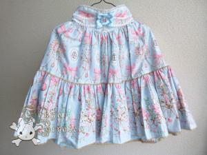 tokyo pirates sweetie chandelier skirt blue 2