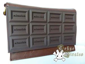 logo chocolate bag 4