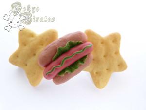 Paris Kids - Hotdog Biscuit Barette 3