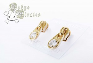 zip earrings 1