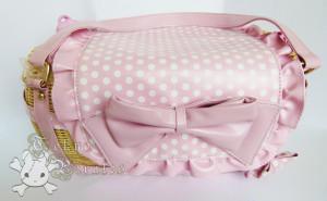 queen bee pink basket 5