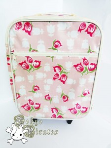 swimmer suitcase 2
