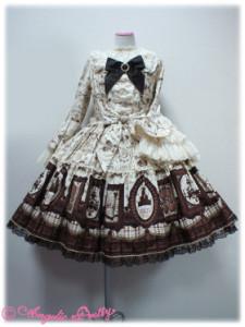 musee du chocolat op dress set