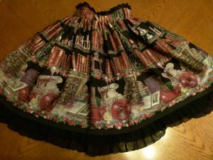 wicked queen's poison cellar skirt 1