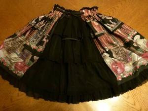 wicked queen's poison cellar skirt 2