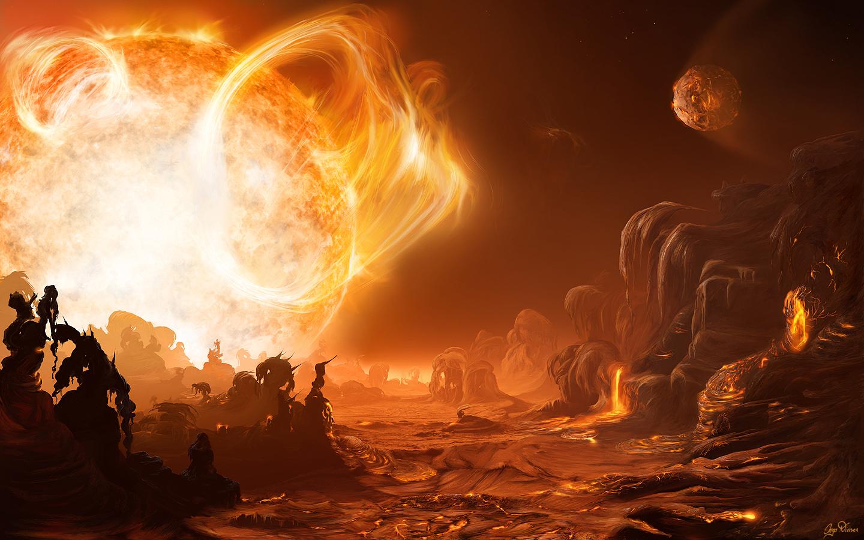 Пригодные для жизни экзопланеты должны быть похожи на Землю