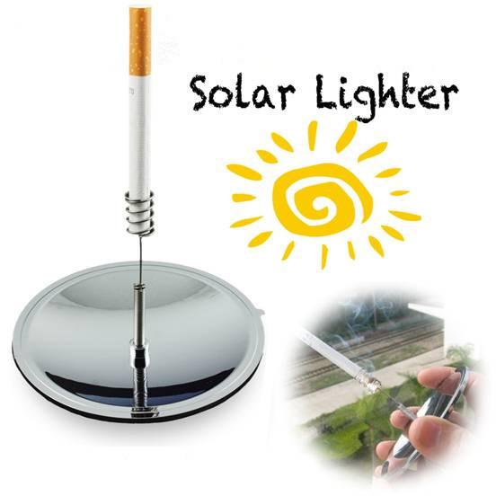 10pcs-Camping-Solar-Spark-Lighter-Fire-Starter-emergency-tools-solar-toys