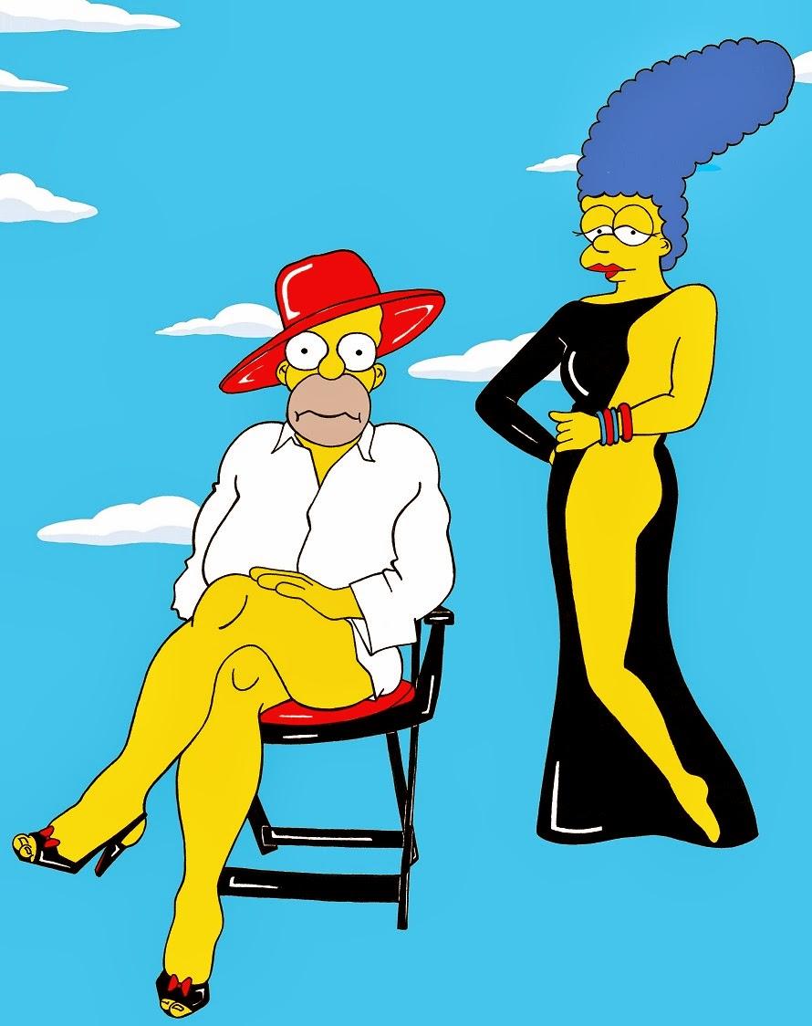 Симпсоны занимаются сексом картинки 5 фотография