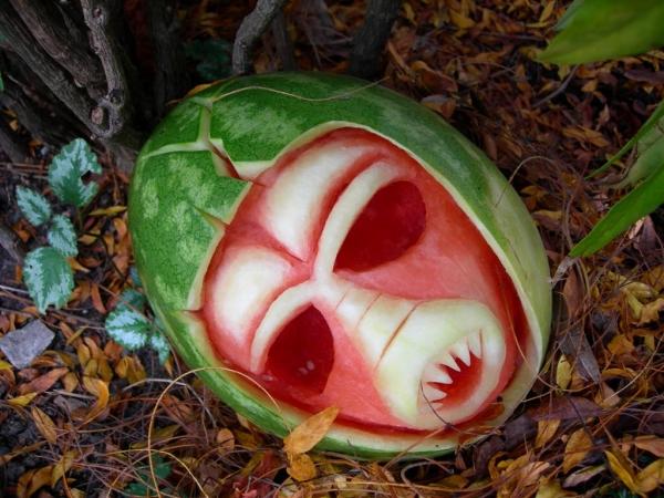 Alien-Watermelon