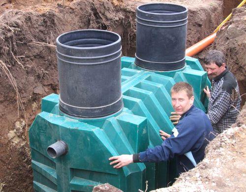 Как провести канализацию в своем доме