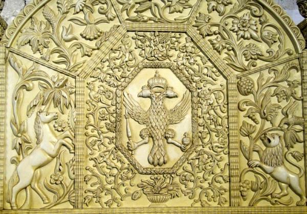 Картинки по запросу единорог на гербе ивана 4