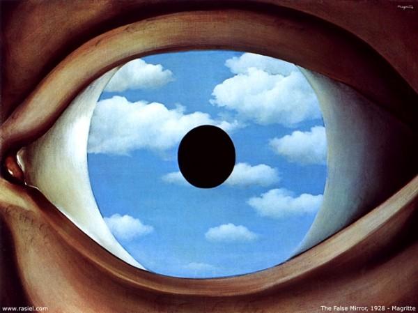 Rene+Magritte+-+False+Mirror+