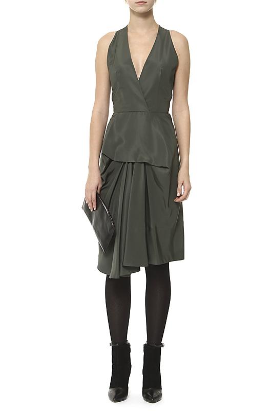 платье вязанное 3