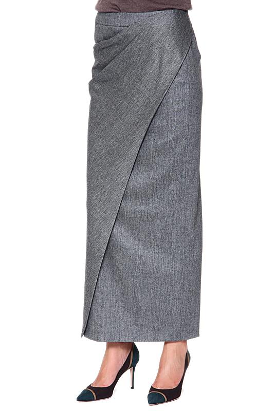 длинная юбка Армани