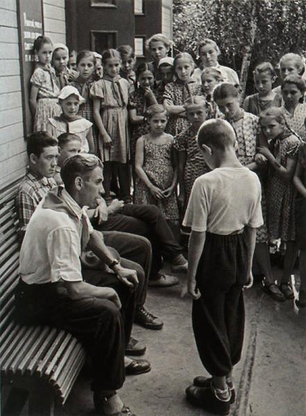нарушитель дисциплины 1958 год