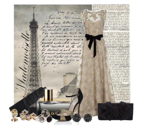 платье_Париж